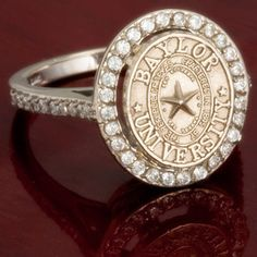 Baylor class ring wi