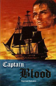 Captain Blood Rafael Sabatini  RRP ($A) 26.95 P/B Publisher: Horizon Publishing Group ISBN: 9781921369025