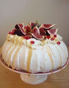 Moje Wypieki | Biała Pavlova Pavlova, Panna Cotta, Pudding, Baking, Smokey Eye, Ethnic Recipes, Drinks, Quotes, Recipes