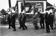 Lee Friedlander: Young Tuxedo Brass Band. New Orleans, Louisiana, 1959