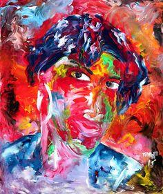Gemälde, Original, MAF-ART, Acryl, Kunst, Leinwand, gemalt, Einzelstück,
