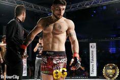 MMA Robert oganesyan MCP5