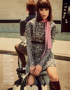 By Sebastian Kim For Vogue Russia September 2014
