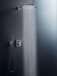 AXOR Urquiola mixers for the shower.