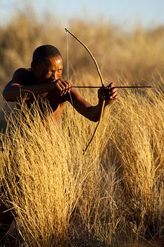 Africa | San (aka The Bushmen) | ©unknown, not provided at the source