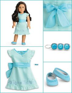 Dis maman... habille ma poupée: American Girl Doll