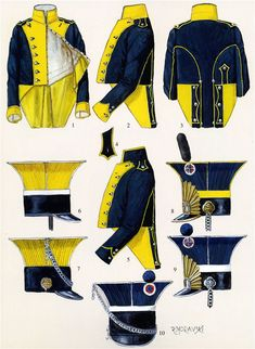 Vistula Legion Uniform