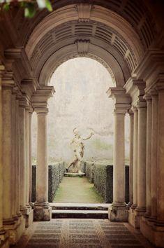 Roma - Palazzo Spada, by Luca Parravano