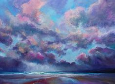 3 time-lapse films of a large commission painting in progress from start to finish. Includes stretching the canvas & every stage, through to hanging it. Time Lapse Film, Sky And Clouds, Abstract Landscape, Landscapes, Fine Art, Canvas, Brown, Painting, Colors
