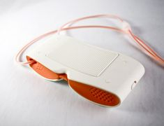 """""""Touch Sight"""", Camera for the Blind by Chueh Lee » Yanko Design"""