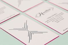30 amazing business cards – Best of October and November 2014