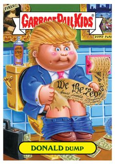 So Garbage Pail Kids just posted these to their Facebook.. #Follow Me #CooliPhone6Case on Twitter Facebook Google Instagram LinkedIn Blogger Youtube