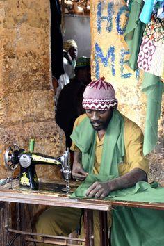 Mopti souk, Mopti - Mali, Africa