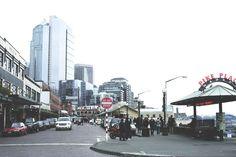Seattle, Pike Place Market