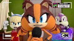 "Sonic Boom season two episode 3 ""Nutwork"" #BOOMTIME"