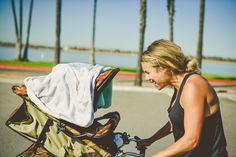 Stroller Strides, Power Walking, Total Body, Program Design, Workout Programs, Fitness, Training Programs