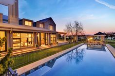 TIMELESS EQUESTRIAN HOME IN SOUTH AFRICA | South Africa Luxury Homes | Mansions For Sale | Luxury Portfolio