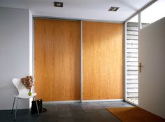 Replacement of interior sliding doors must be properly done
