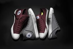 XXL Mobile - Converse Unveils New Colorways of the Chuck Taylor All Star II