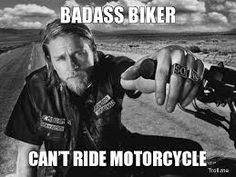 "To all the faux motorcyclist...men and women. I was going to buy a bobber in OKC, I asked the dude how it was on the highway. He said,"" ummmm...it's never been."" I then said,""what?! We live in Oklahoma! It's all turnpikes man!!"" I didn't buy bike. Goes to show the ones that's boast about how they ""ride"" but you never either ""see"" them or they post a lot of blah bs claiming how cool they are. If you own a bike, you are not a biker or a motorcyclist if you don't ride. Backrests are backrests."