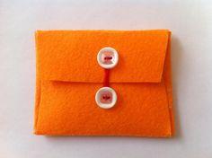 DIY Felt Money Envelope