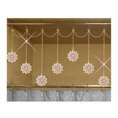 Spring Flowers.....Shower Curtain Bling by ShowerCurtainBling, $21.95