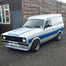 escorts van uk pinto with 5 speed gearbox 12 months mot needs tlc Old Fords, Ford Escort, Barn Finds, Mk1, Old Skool, Motorhome, Custom Cars, Cars And Motorcycles, 12 Months