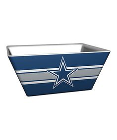 Look at this #zulilyfind! Dallas Cowboys 4.5-Qt. Square Bowl by Boelter Brands #zulilyfinds