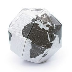 Earth's Axis Globe 3D, $49, now featured on Fab.