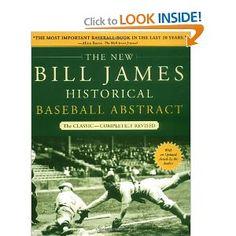 The New Bill James Historical Baseball Abstract -- My favorite baseball book.