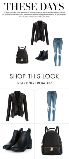 """#1#"" by anela-330 ❤ liked on Polyvore featuring Miss Selfridge, Michael Kors, women's clothing, women, female, woman, misses and juniors"