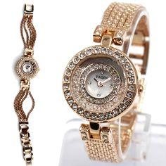 FW943A Rose Gold + PNP Banda Rose Gold + PNP della cassa dell'orologio quadrante bianco Orologio bracciale