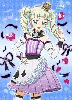 The white Queen! Yurika-sama!