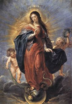 Baroque Immaculate Conception