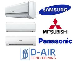 Did you know that we carry the best brands of mini split products available including: Samsung, Mitsubishi, and Panasonic. Air Conditioning Companies, Energy Bill, Best Brand, Improve Yourself, Home Appliances, Samsung, Mini, Holiday, Projects