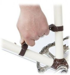 Bicycle Frame Handle: prese informali per cicli