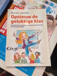 Handboek voor stagiaires en beginnende leerkrachten in het basisonderwijs (uitgeverij Koninklijke van Gorcum)
