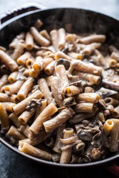 One-Pot Creamy French Onion Pasta Bake   halfbakedharvest.com @hbharvest