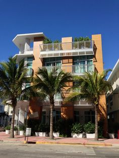 Sense Beach House in Miami