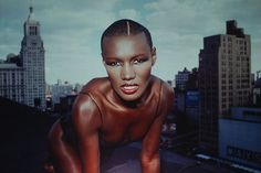 Singer and model Grace Jones was born in Spanish Town, Jamaica. Description from atlantablackstar.com. I searched for this on bing.com/images