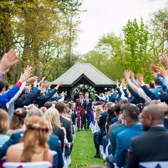 liamlloyd92 What a wedding. What a weekend. Unforgettable! Congrats to the grooms @tomdaley1994 @dlanceblack