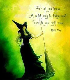 Or with you, as is my case. My father would never understand the witch/Earth paganism of his daughter. But I take care of him. So I just keep my silence. Halloween Quotes, Halloween Art, Vintage Halloween, Auras, Witch Quotes, Which Witch, Eclectic Witch, Vintage Witch, Witch Art