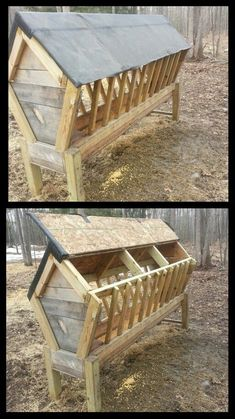 Hunting Blinds Diy Homemade
