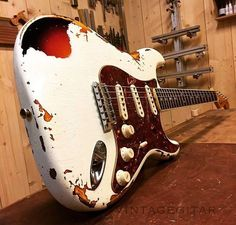 Awesome relic Strat