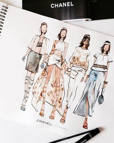 New fashion sketches how to draw artists Ideas New fashion sketches how to draw artists Ideas,Art. New fashion sketches how to draw artists Ideas Related posts:- Fashion illustration sketches Moda Fashion, New Fashion, Trendy Fashion, Fashion Art, Fashion Models, Club Fashion, Fashion Collage, Fashion 2018, Fashion Design Sketchbook