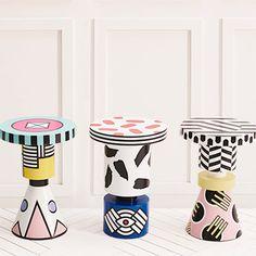 memphis design Anna Karlin Furniture + Fine Objects, on Design*Sponge