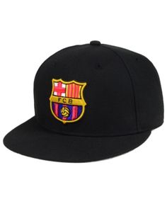 fe88014b9b48f Fan Ink Fc Barcelona Epl Fi Fitted Cap - Black 7