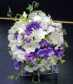 Wedding Gallery - Purple, Jory's Flowers