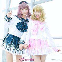 Sailor Piano Seifuku Top SP130210