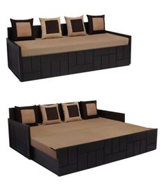 Best Wooden Sofa Come Bed Design With Price Sofa Design, Bed Designs With Price, Sofa Come Bed Furniture, Sofa Bed Wooden, Design House Stockholm, Folding Sofa Bed, Sofas, Leather Corner Sofa, Buy Sofa